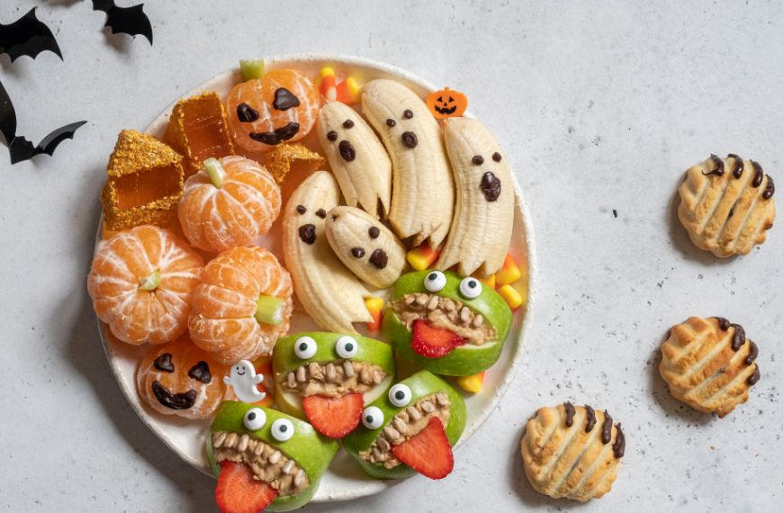 Tricks to Make Your Treats Healthier this Halloween