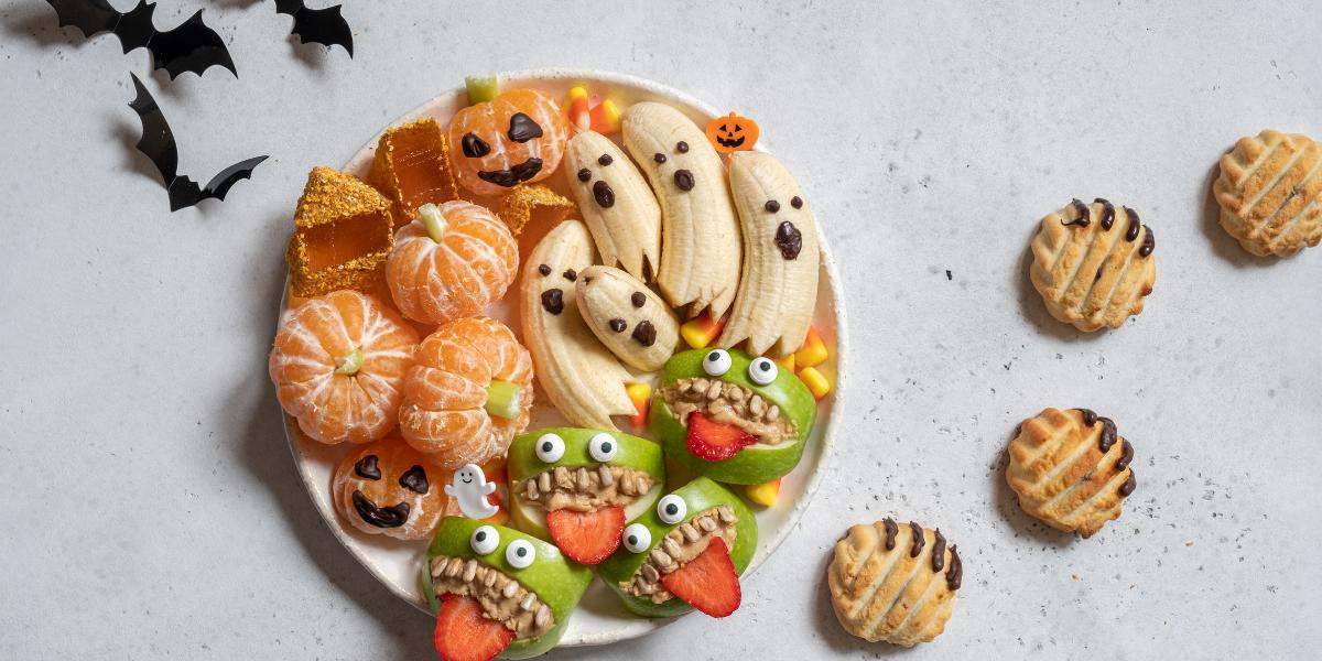 Halloween snacktivities